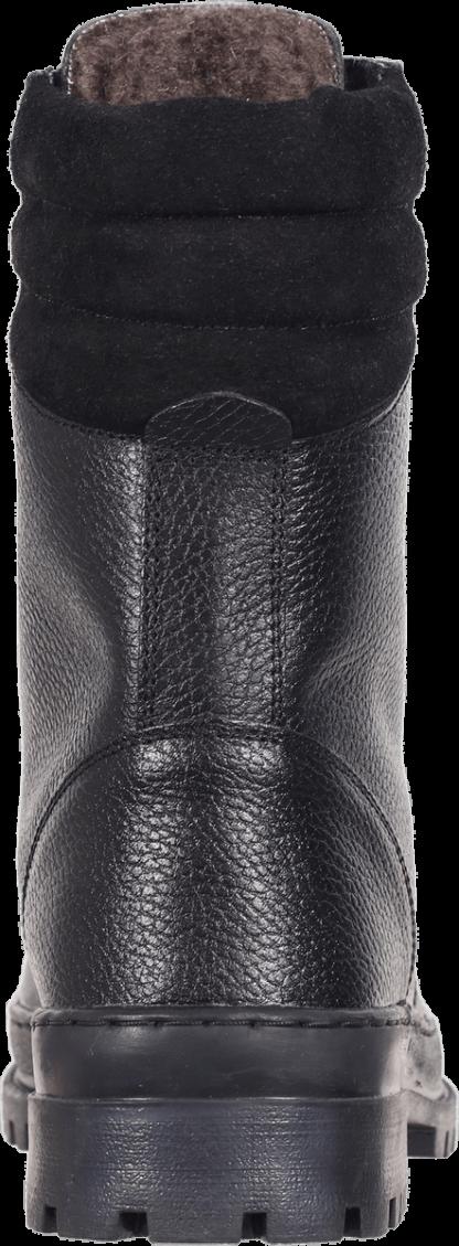 Ботинки высокий берец ОМОН шерст. мех
