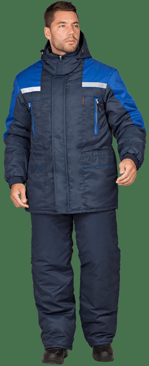 Утепленная рабочая одежда