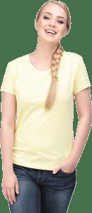 футболка женская для работ в саду