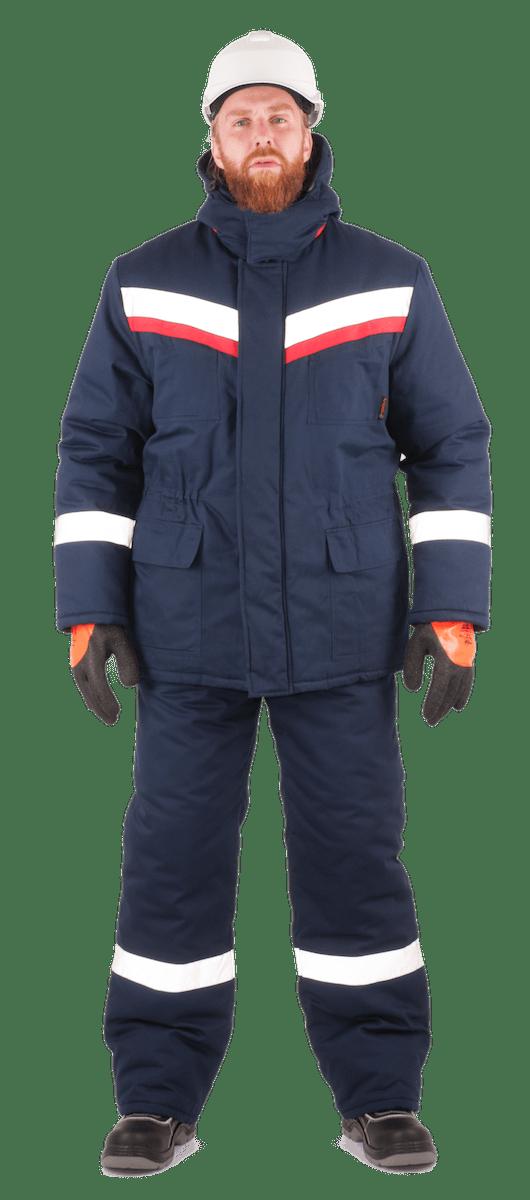 Утепленный костюм рабочий