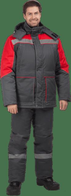 Рабочая одежда утепленная
