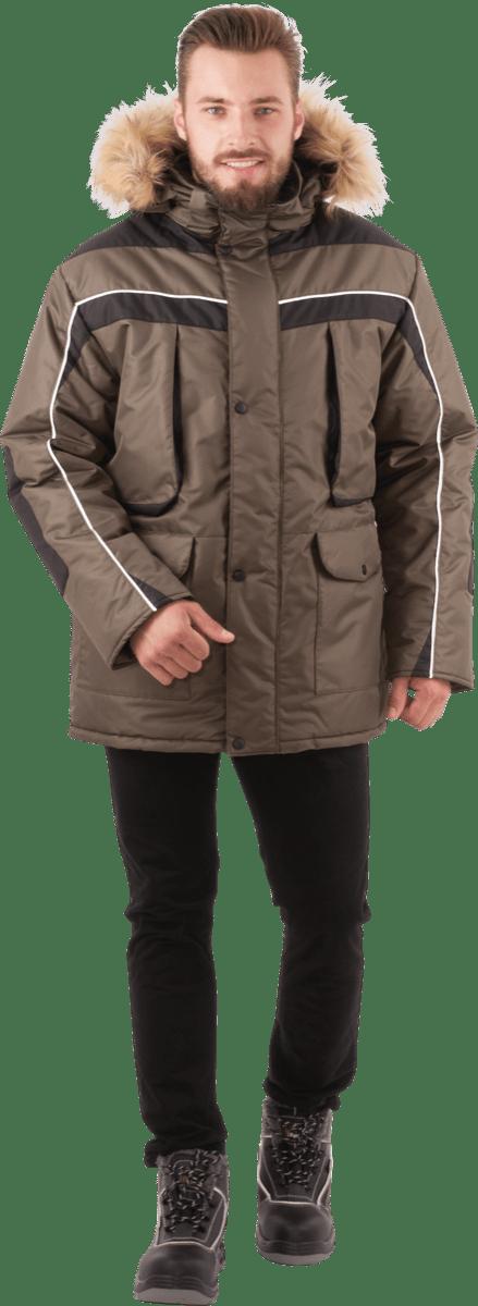 Утепленная одежда для рабочих