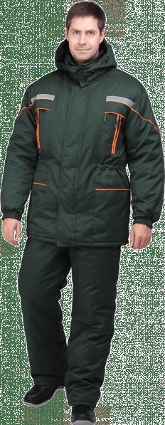 Куртка утепленная рабочая мужская