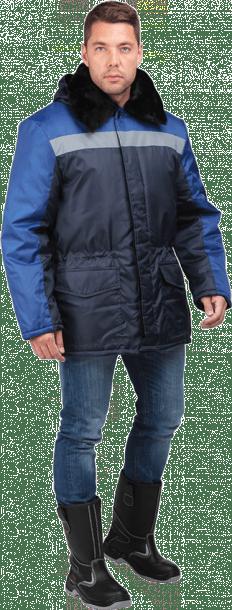 Утепленная рабочая куртка мужская