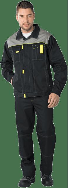 куртка Турбо черная