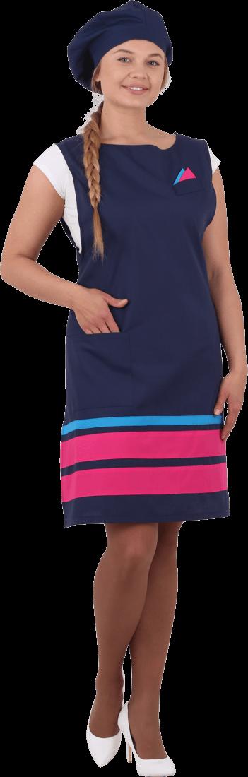 униформа для сферы услуг